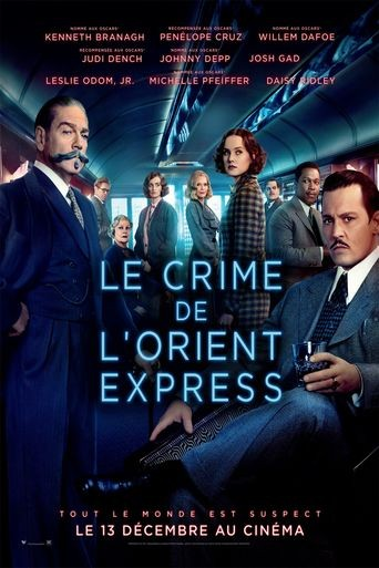 Le Crime de l'Orient-Express FRENCH BluRay 1080p 2018