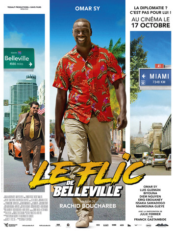 Le Flic de Belleville FRENCH BluRay 1080p 2019