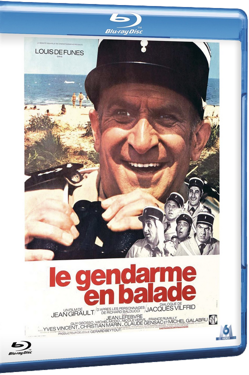 Le gendarme en balade FRENCH HDlight 1080p 1970