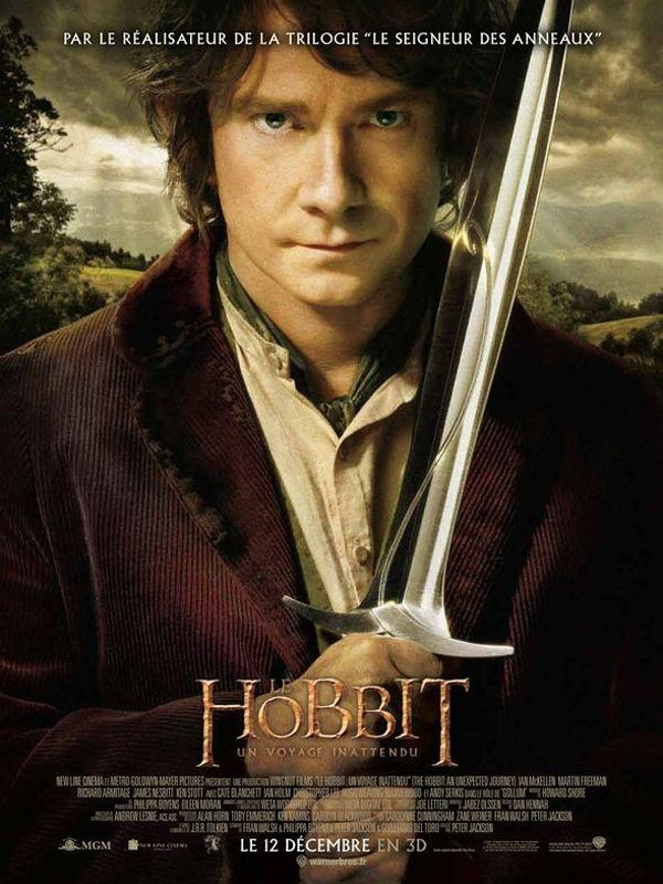 Le Hobbit : un voyage inattendu FRENCH HDLight 1080p 2012