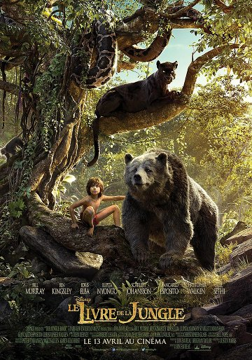 Le Livre de la jungle FRENCH DVDRIP 2016