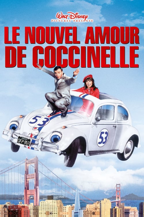 Le nouvel amour de Coccinelle FRENCH HDlight 1080p 1974