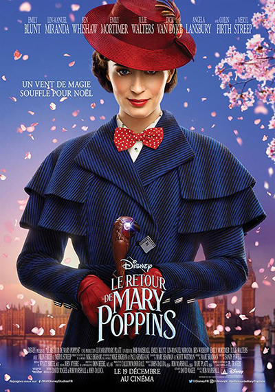 Le Retour de Mary Poppins FRENCH BluRay 720p 2019