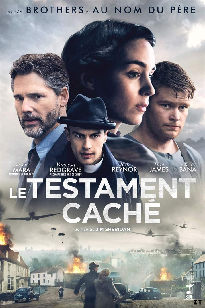 Le testament caché FRENCH WEBRIP 1080p 2018