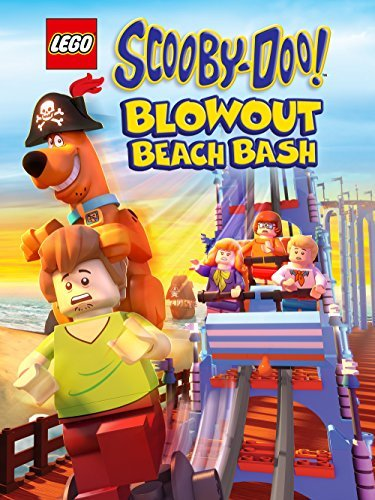 Lego Scooby Doo! Blowout Beach Bash  FRENCH BluRay 1080p 2017