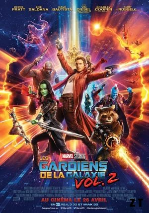 Les Gardiens de la Galaxie 2 FRENCH BluRay 1080p 2017