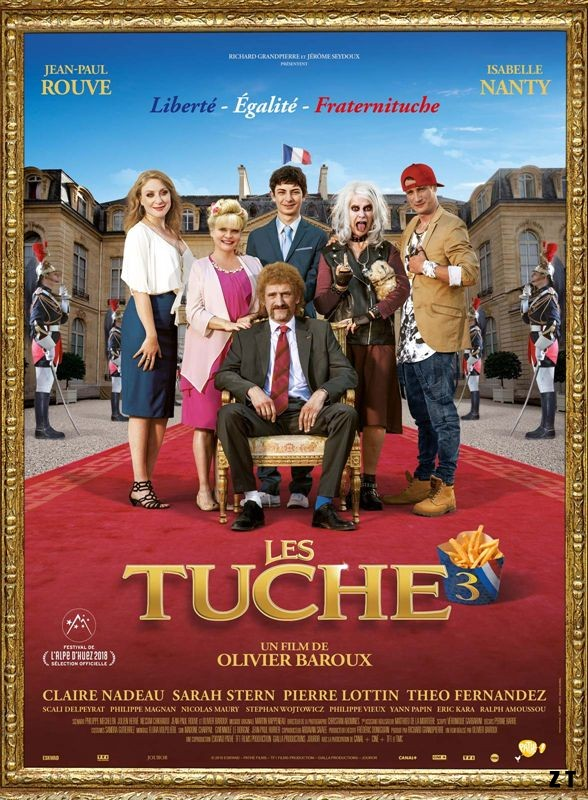 Les Tuche 3 FRENCH BluRay 1080p 2018