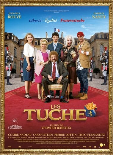 Les Tuche 3 FRENCH DVDRIP 2018