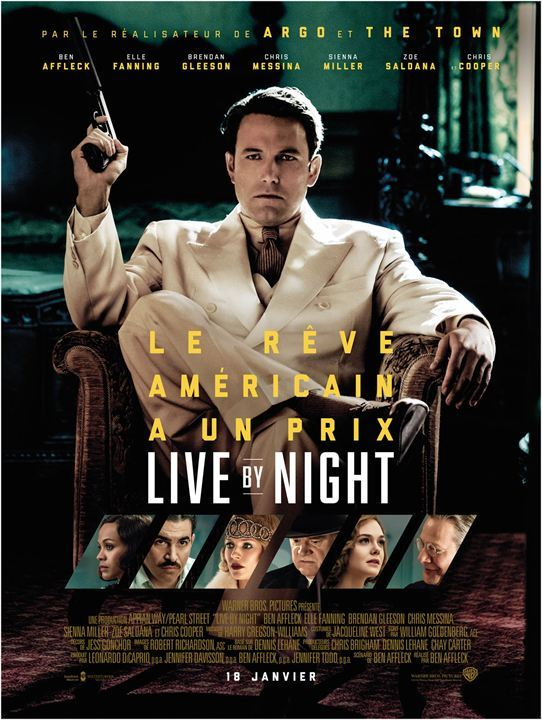 Live By Night FRENCH BluRay 1080p 2017