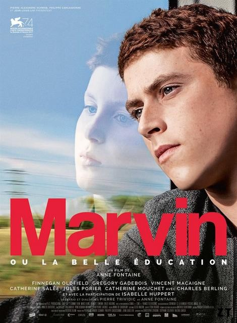 Marvin ou la Belle Éducation FRENCH BluRay 720p 2018