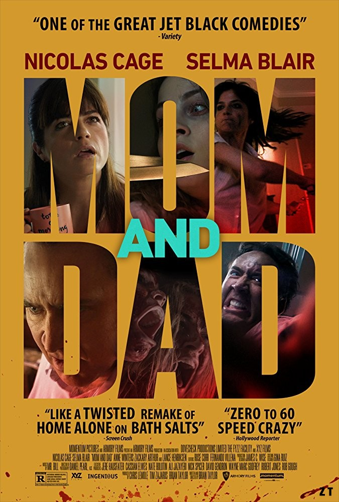 Mom and Dad VOSTFR DVDRIP 2018