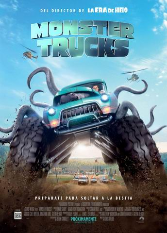 Monster Cars FRENCH DVDRIP 2017