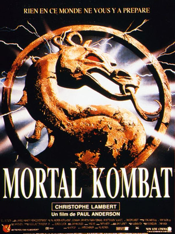 Mortal Kombat MULTI HDLight 1080p 1995