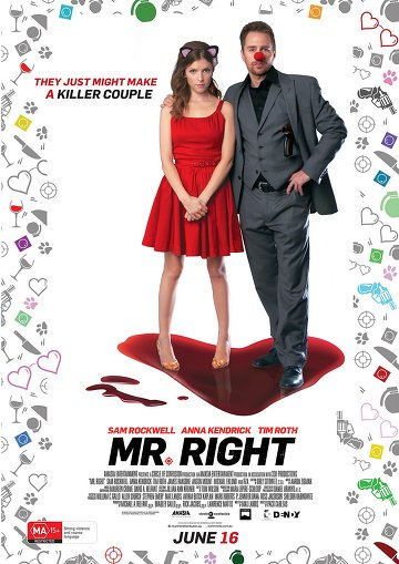 Mr. Right FRENCH DVDRIP 2016