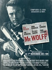 Mr Wolff (The Accountant) VO WEBRIP 2016