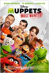 Muppets most wanted FRENCH DVDRIP 2015