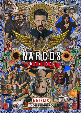 Narcos: Mexico Saison 2 FRENCH HDTV