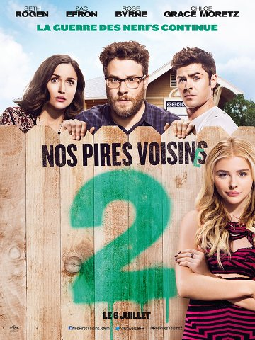 Nos pires voisins 2 FRENCH BluRay 720p 2016