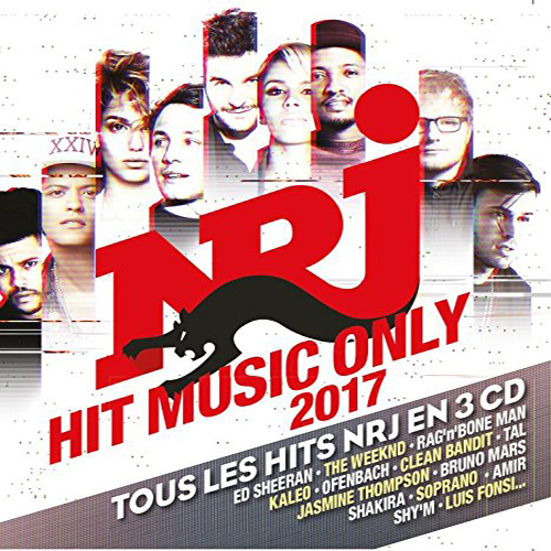Nrj Hit Music Only 2017 (3CD)