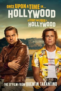 Once Upon a Time… in Hollywood FRENCH BluRay 720p 2019