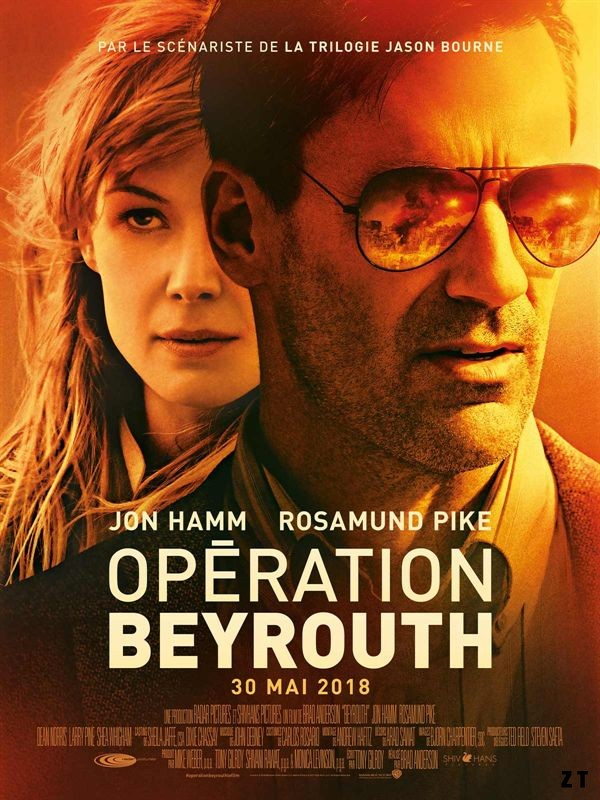 Opération Beyrouth FRENCH WEBRIP 1080p 2018