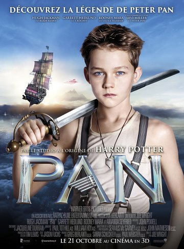 Pan FRENCH BluRay 1080p 2015
