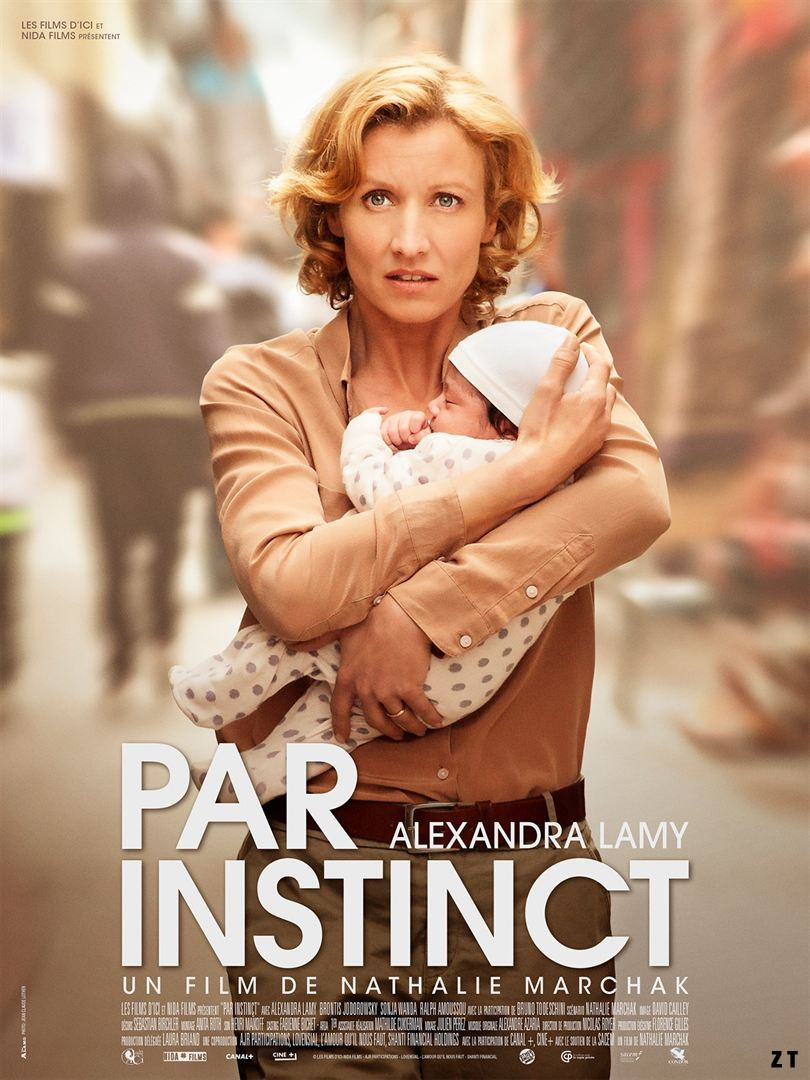 Par instinct FRENCH WEBRIP 2018