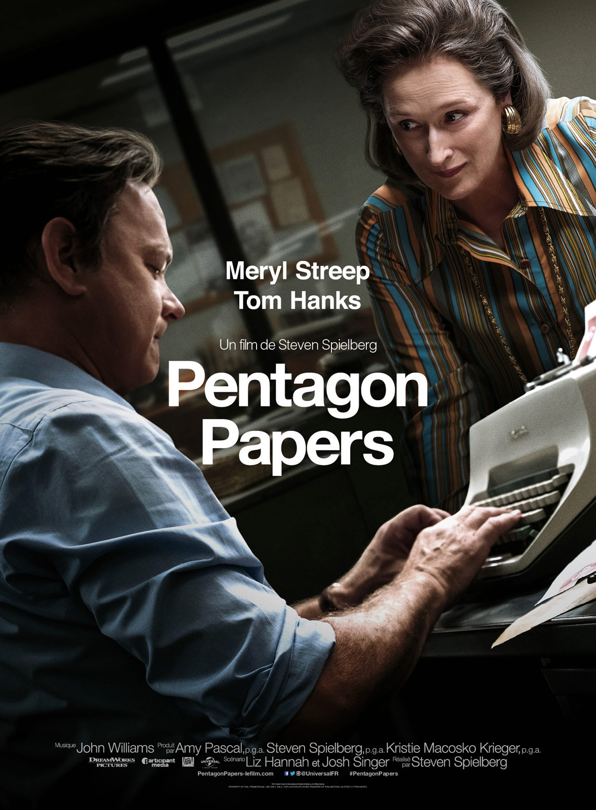 Pentagon Papers (The Post) VOSTFR DVDSCR 2018