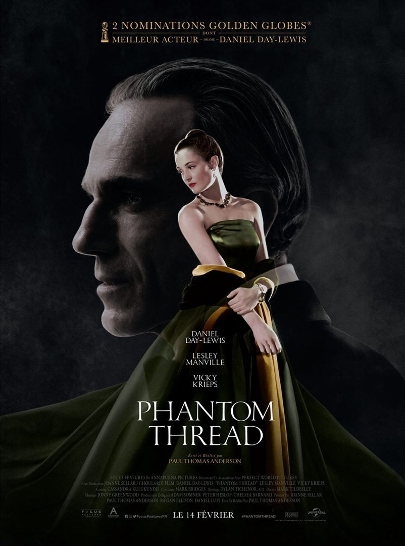 Phantom Thread FRENCH WEBRIP 1080p 2018