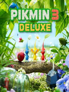 Pikmin 3 Deluxe V1.0.1 (SWITCH)