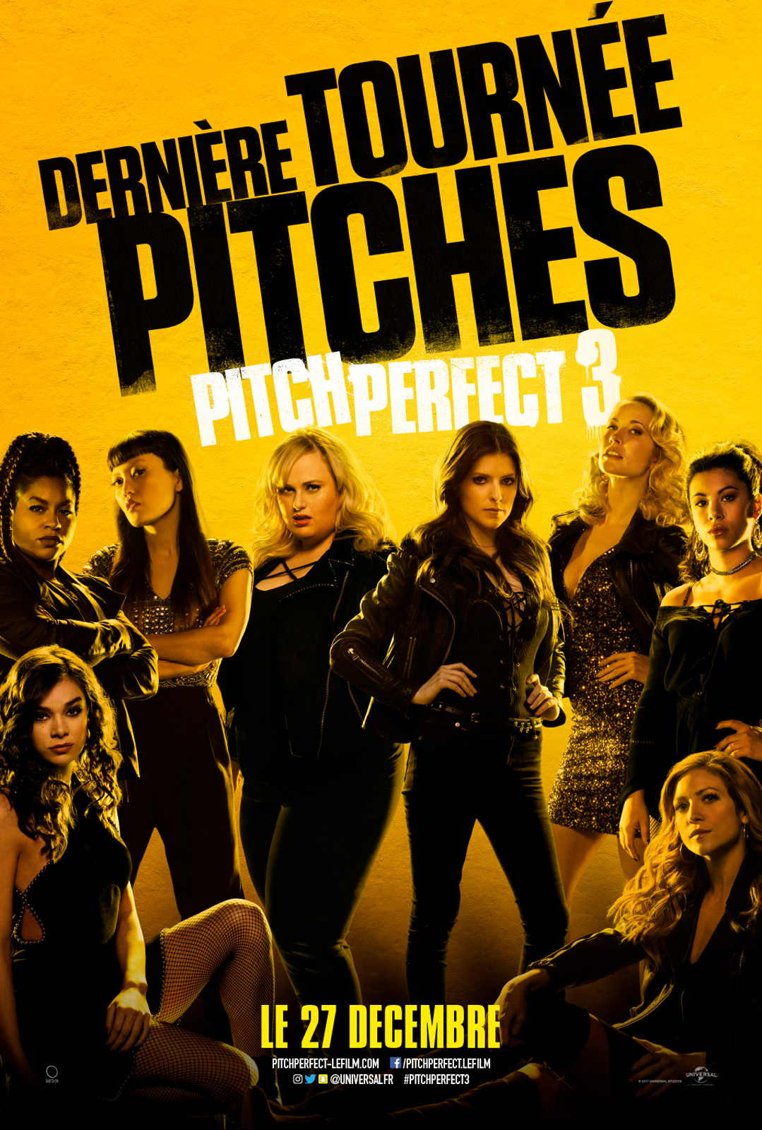 Pitch Perfect 3 FRENCH BluRay 1080p 2018