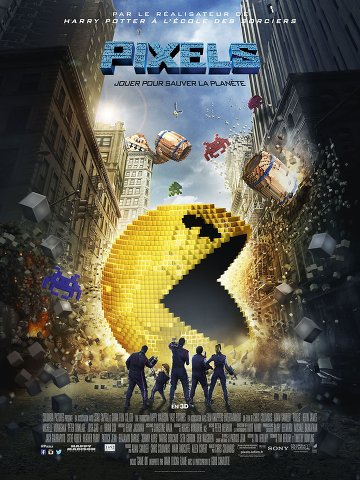 Pixels FRENCH DVDRIP 2015