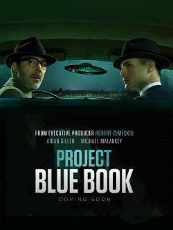 Project Blue Book S01E01 VOSTFR HDTV