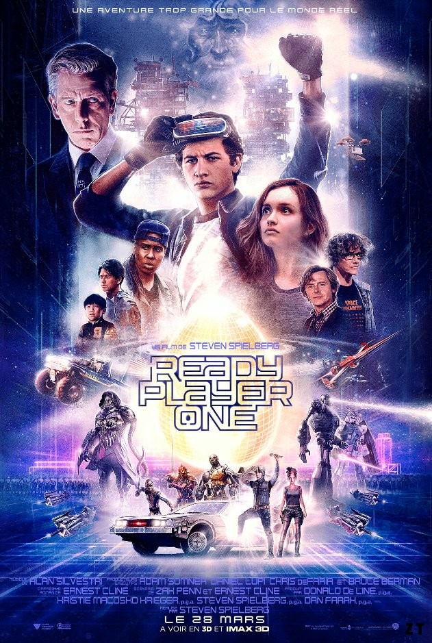 Ready Player One FRENCH DVDSCR 2018