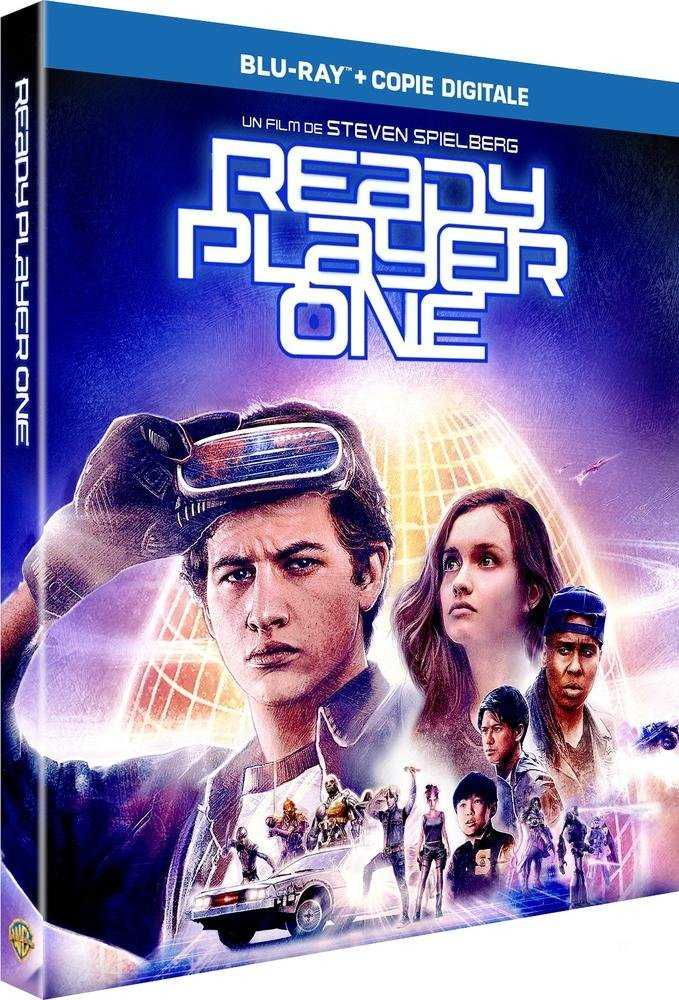 Ready Player One FRENCH WEBRIP 1080p 2018