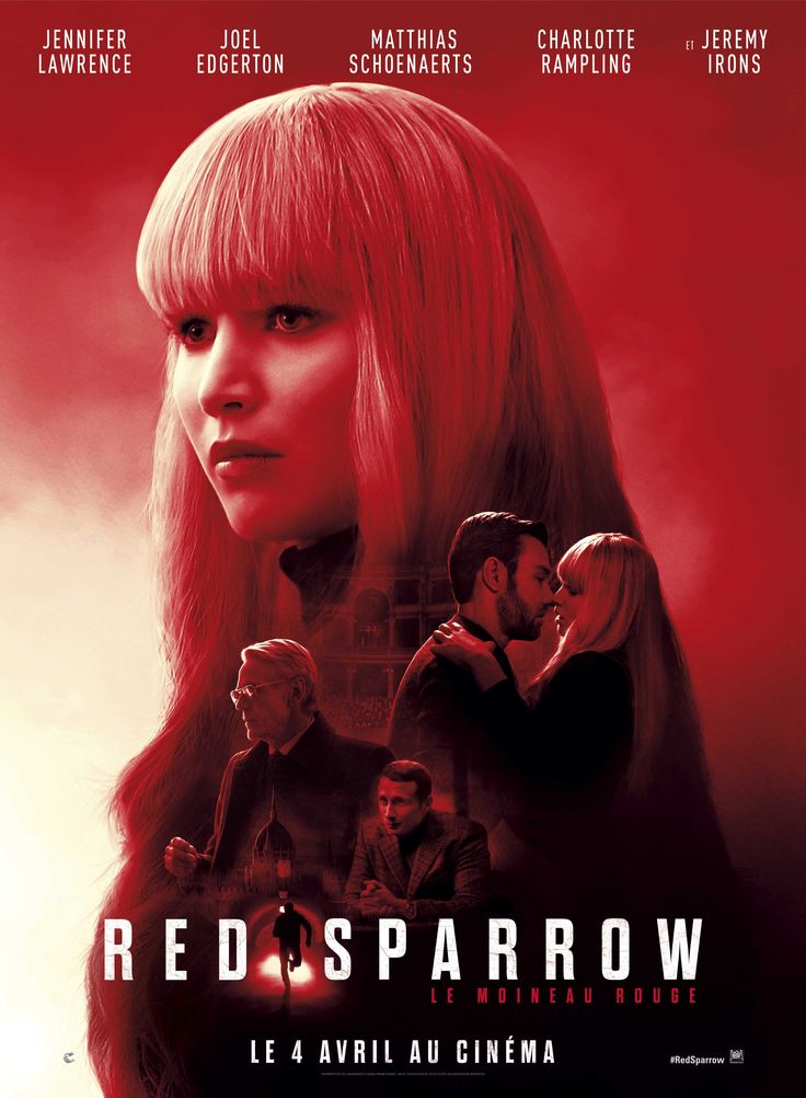 Red Sparrow FRENCH BluRay 1080p 2018