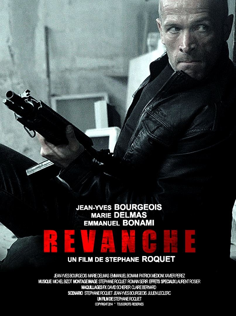 Revanche FRENCH WEBRIP 2018
