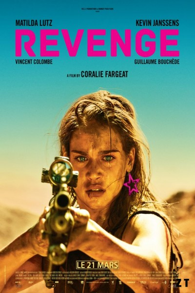 Revenge FRENCH BluRay 1080p 2018