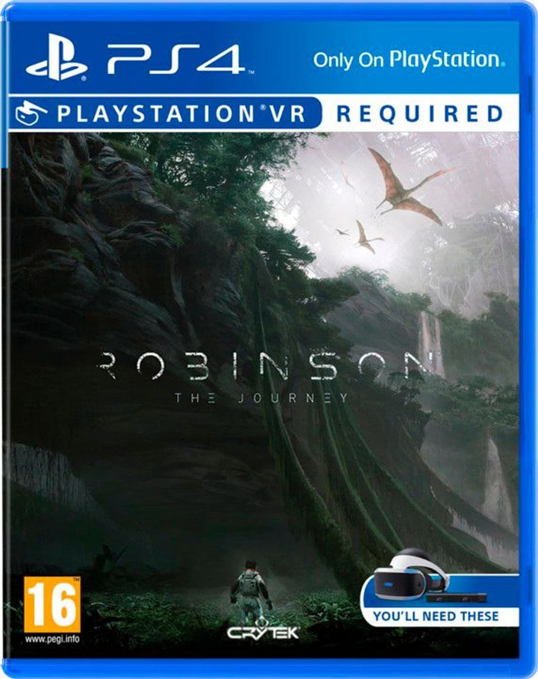 Robinson The Journey (PS4)