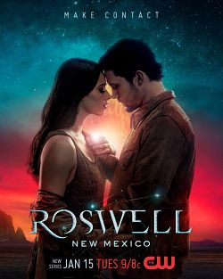 Roswell, New Mexico S01E04 VOSTFR HDTV