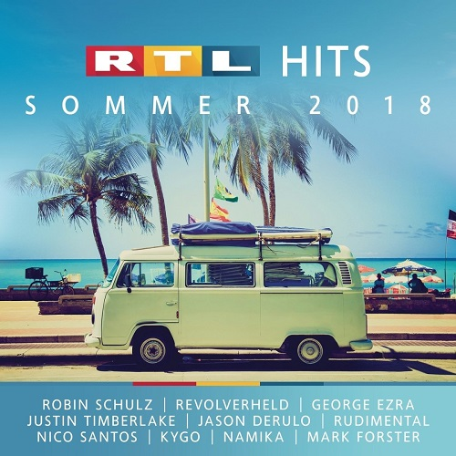 RTL Hits Sommer 2018 (2CD)