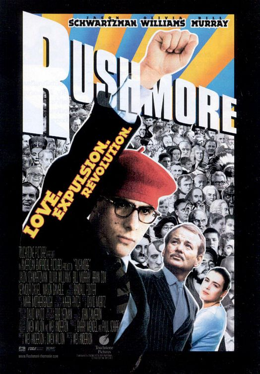 Rushmore FRENCH HDlight 1080p 1999