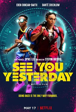 See You Yesterday FRENCH WEBRIP 1080p 2019