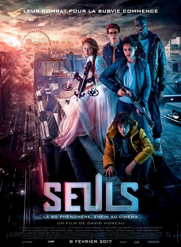 Seuls FRENCH BluRay 1080p 2017