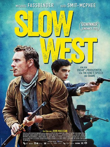 Slow West FRENCH DVDRIP 2015