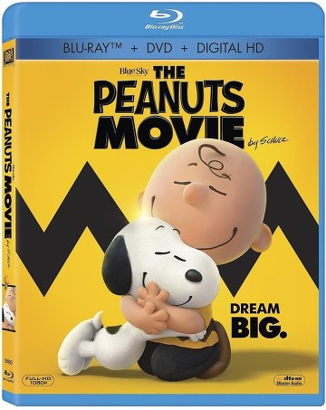 Snoopy et les Peanuts - Le Film FRENCH BluRay 1080p 2015