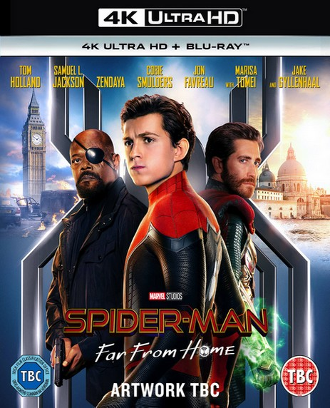 Spider-Man: Far From Home MULTi ULTRA HD x265 2019
