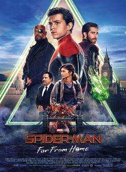 Spider-Man: Far From Home TRUEFRENCH WEBRIP MD 2019