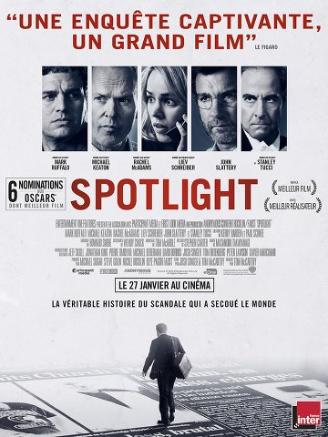Spotlight FRENCH DVDRIP x264 2016