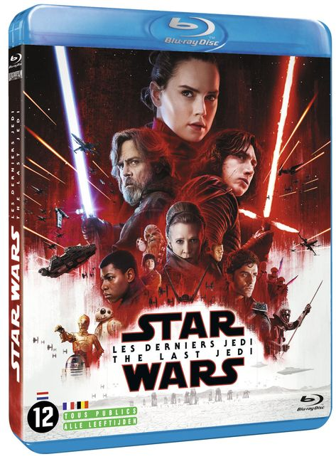 Star Wars 8 - Les Derniers Jedi FRENCH HDlight 1080p 2017